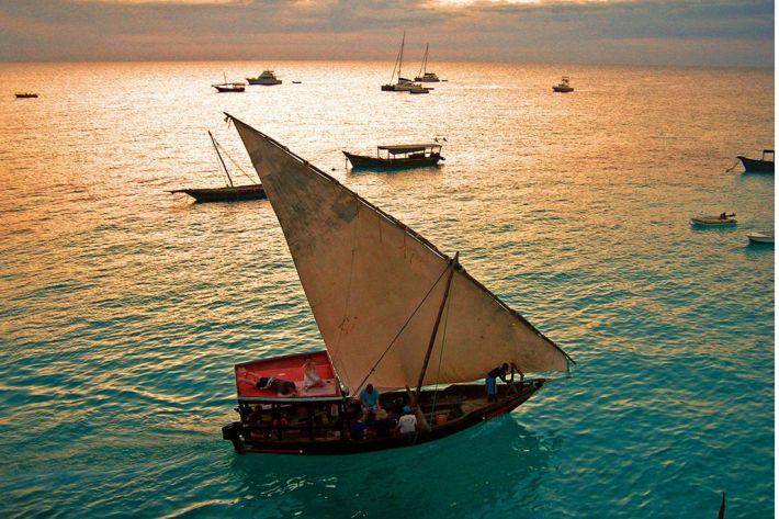 아프리카 여행 필수코스… 탄자니아 '잔지바르'