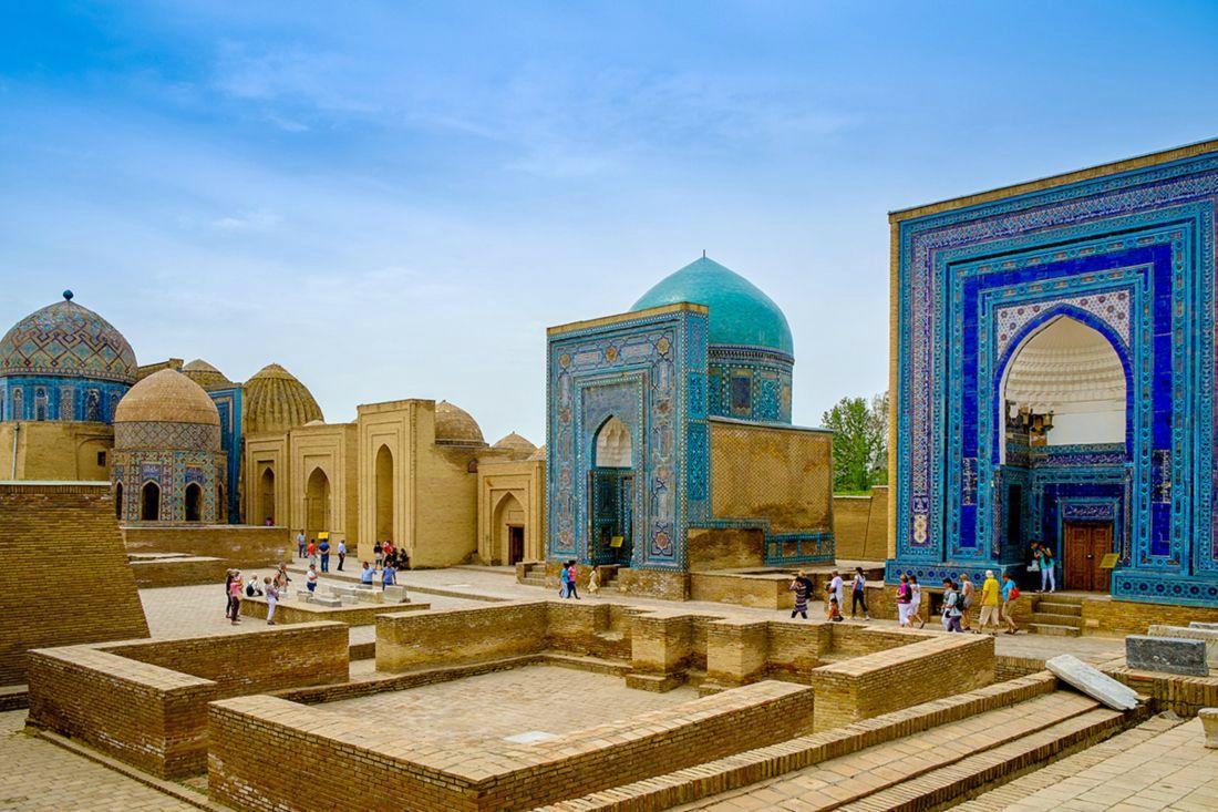 2500여년의 역사에 취하다… 아시아 대륙의 심장 우즈베키스탄