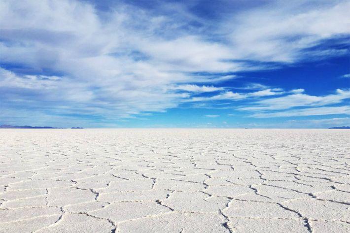 건기에도 매력 넘치는 우유니 소금사막 여행