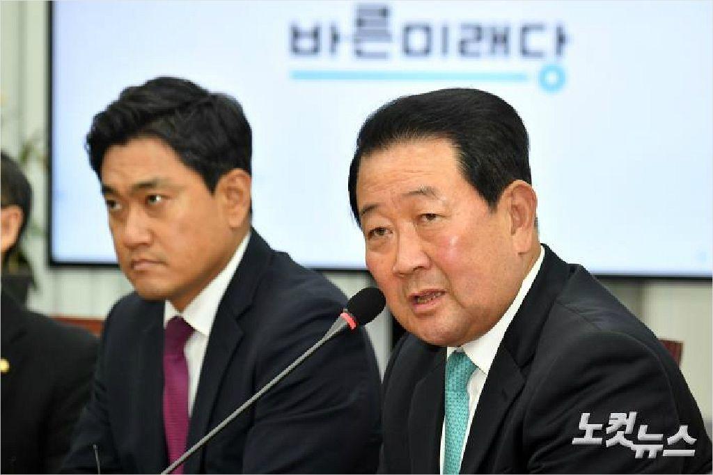 """박주선 """"드루킹 특검, 문재인 대통령도 배제 말아야"""""""