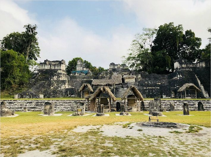 과테말라의 티칼 유적지를 아시나요?