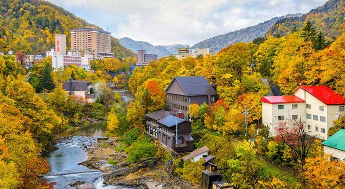 한적한 일본의 향취를 느끼는 소도시 여행