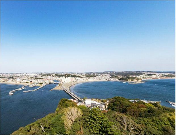 '슬램덩크' 속 배경을 찾아…일본 가마쿠라 여행