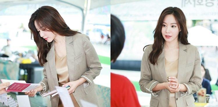 김아중, 올해도 여성영화제 명예집행위원으로 '열일'