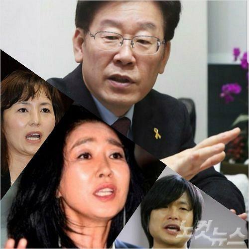 세월호·김부선·이부망천·꼬리뼈…선거를 뒤흔든 7대 사건