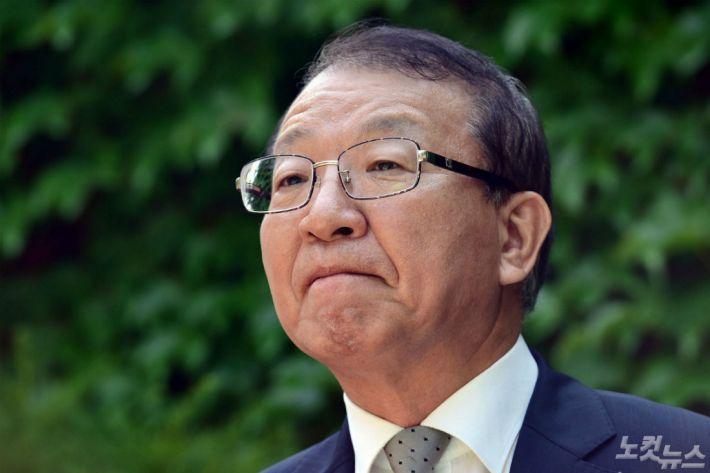 """사법농단 피해자·시민단체 """"대법관들 사퇴하라"""""""