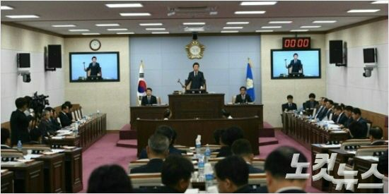2대 통합 청주시의회 원구성 변화 '안개속'
