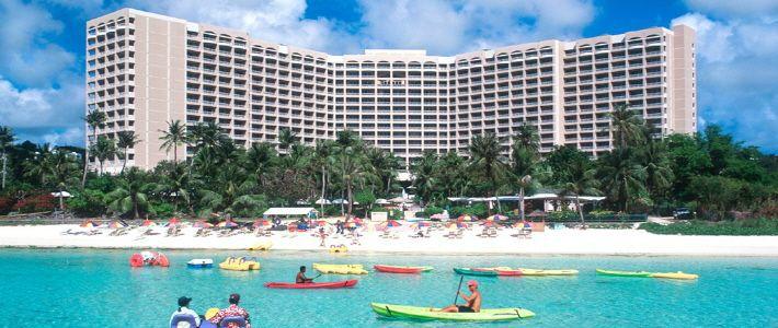 '쇼핑·맛집·관광' 모든 요소를 충족하는 괌 호텔 BEST 3