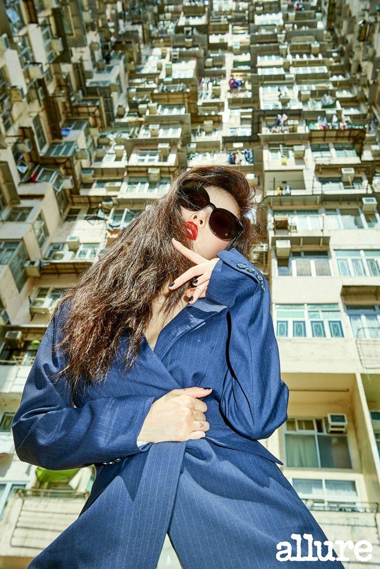 [화보] 현아와 함께한 홍콩의 낮과 밤