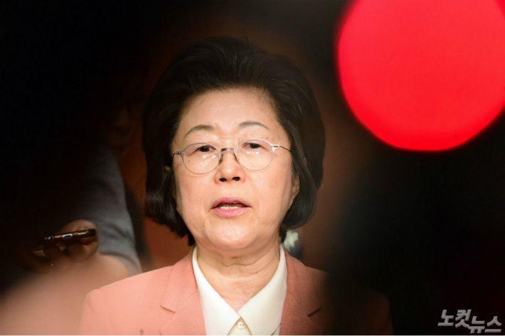 [단독] '올케공천' 이은재…한국당, 선거 전 알고도 '모른 척'