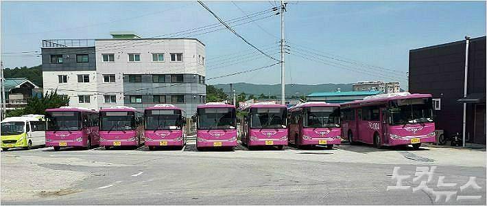 세종 버스 파업 정상화되나…임금 등 노사 일부 합의