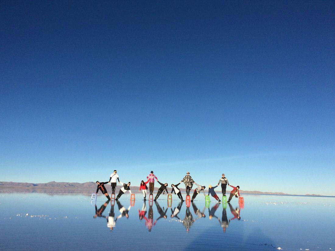 지금 겨울이 한창인 남미에서 즐기는 '비아리카 화산 트래킹'