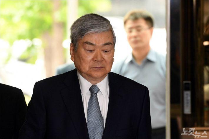 검찰, 탈세 횡령 혐의 한진 조양호 회장 내일 소환(종합)