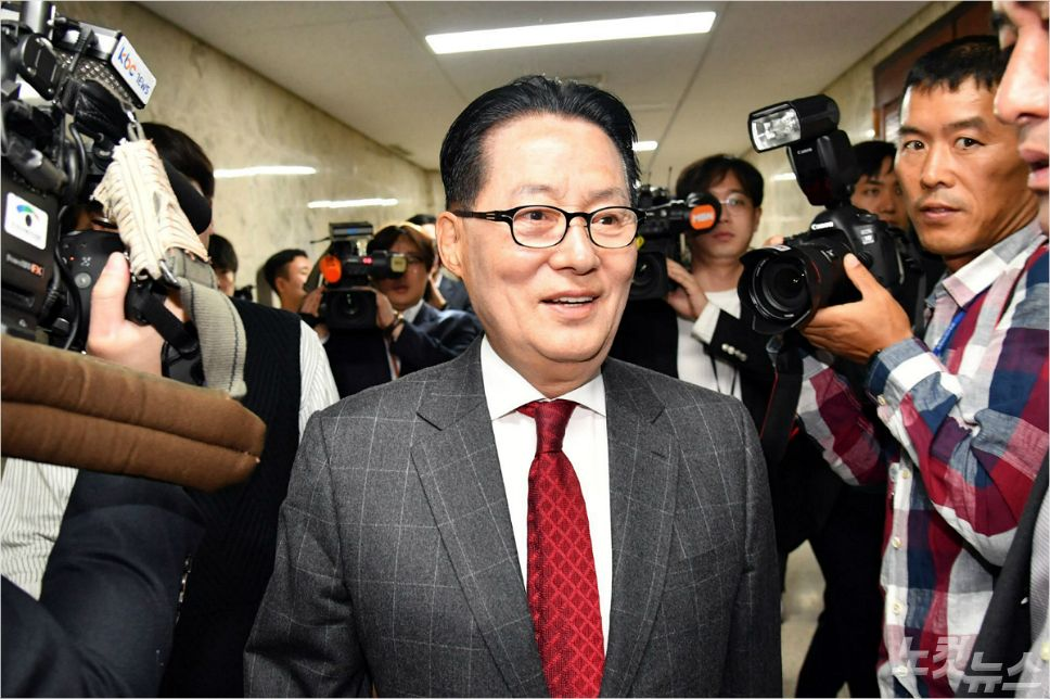 """박지원 """"성급한 원 구성…대법관 청문회 위험해졌다"""""""