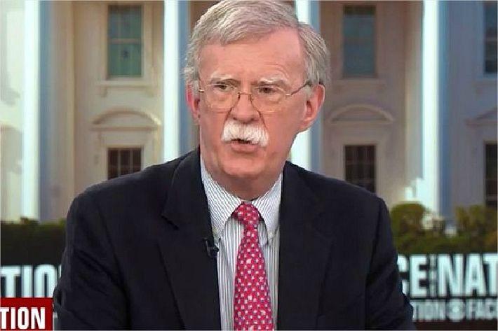"""볼턴 보좌관 """"'북 핵위협 없다' 트럼프 발언은 비핵화 약속 실현 전제한 것"""""""
