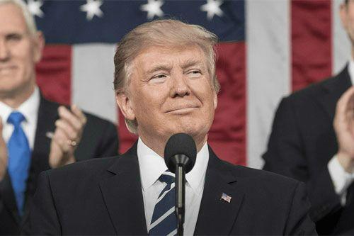 """트럼프 """"北 비핵화, 막후서 긍정적인 일 일어나"""""""