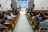 기성 강원동지방 남여전도회 연합수련회 개최