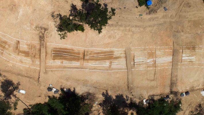충북 옥천서 7세기 신라 도로 발견, 백제 공격 목적