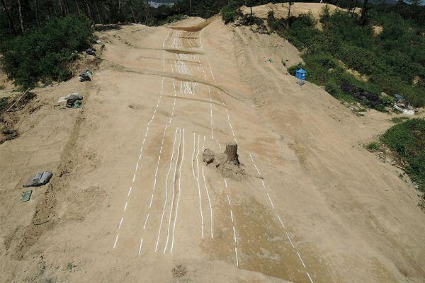 신라시대 군사 도로 충북 옥천에서 발견