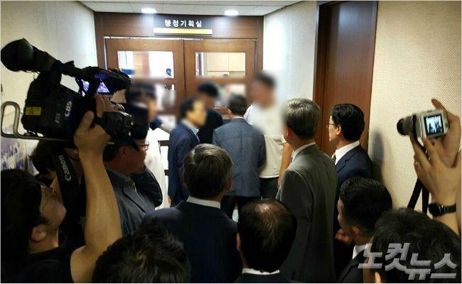 감리교, 이번엔 직무대행 자격 문제로 내홍