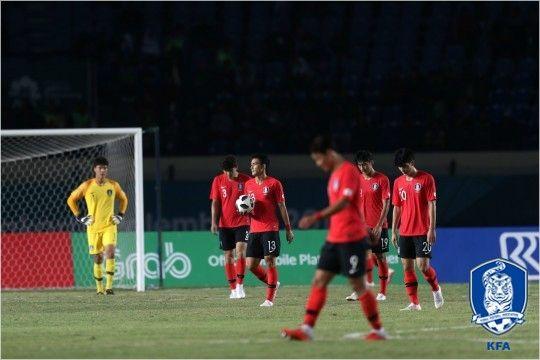 '독이 된 로테이션' 韓 축구, 44년 만의 말레이시아전 패배
