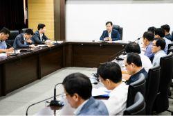 코레일, 태풍 솔릭 대비 긴급 안전대책 영상회의 개최