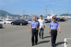 통영해경, 태풍 '솔릭' 해양 안전관리 강화