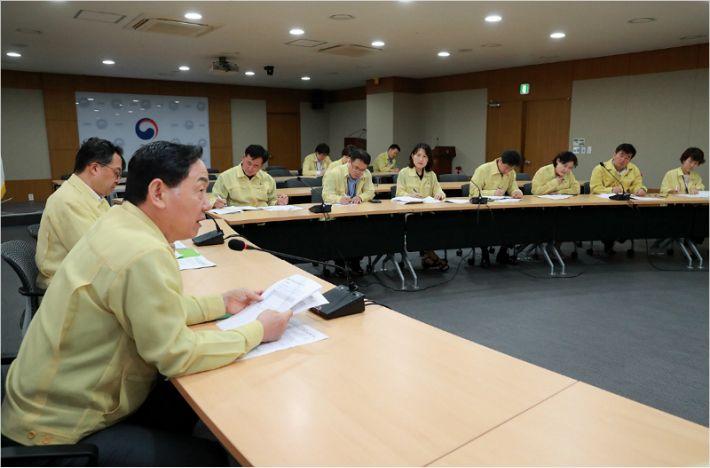 학교시설 태풍 피해 경미, 다음주 전국적 정상수업 가능
