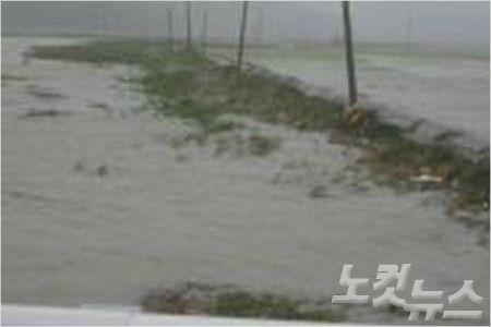 태풍 솔릭 전남서 2명 다쳐…3억 가까이 피해
