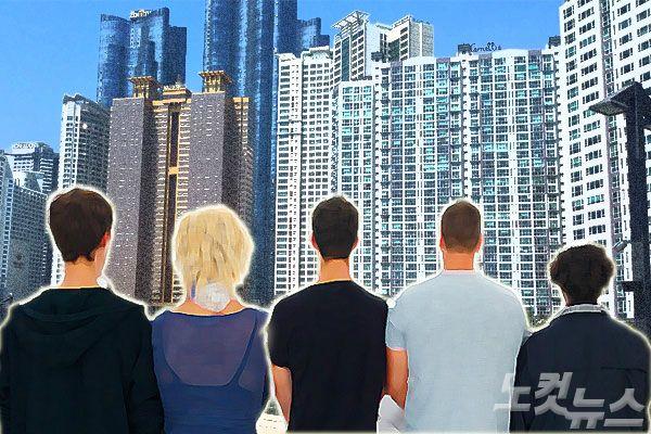 [뒤끝작렬] 한국인도 부족한 임대주택, 외국인에 간다고?