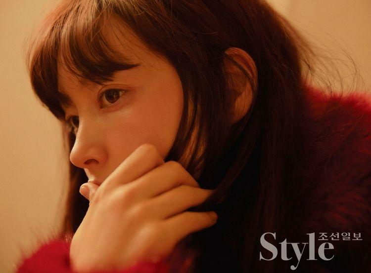 [화보] 6년 만의 복귀 앞둔 배우 이나영