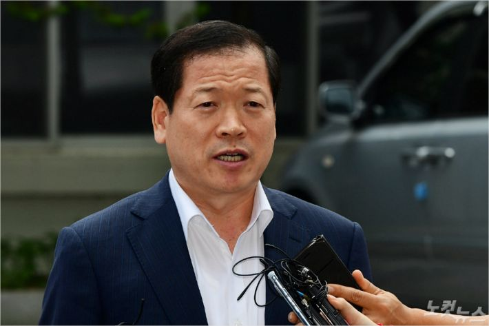 '세월호 유족 사찰 혐의' 소강원 전 기무사 참모장 구속