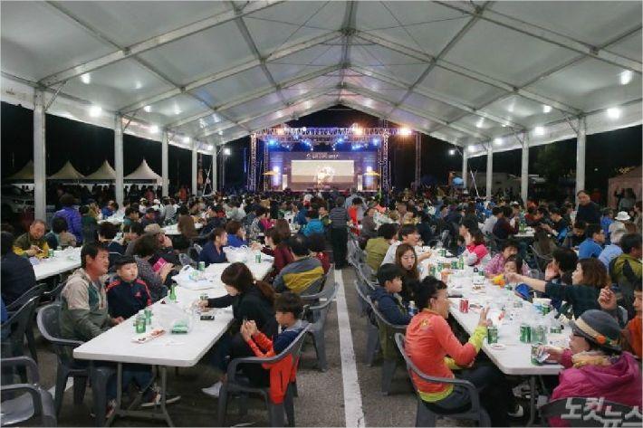 지난해 동해에서 열린 GTI 국제무역·투자박람회(사진=동해시 제공)