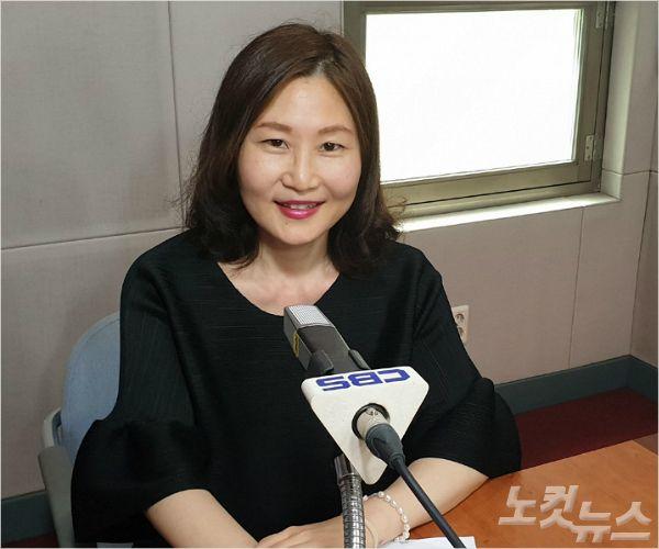 강원CBS'시사포커스 박윤경입니다'에 출연한 춘천고음악제 김재연 예술감독(사진=강원CBS)