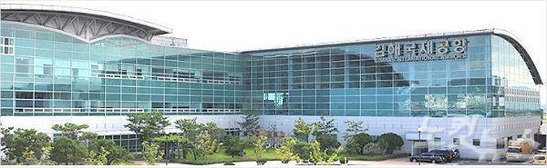김해국제공항 (사진제공=한국공항공사 부산지역본부)