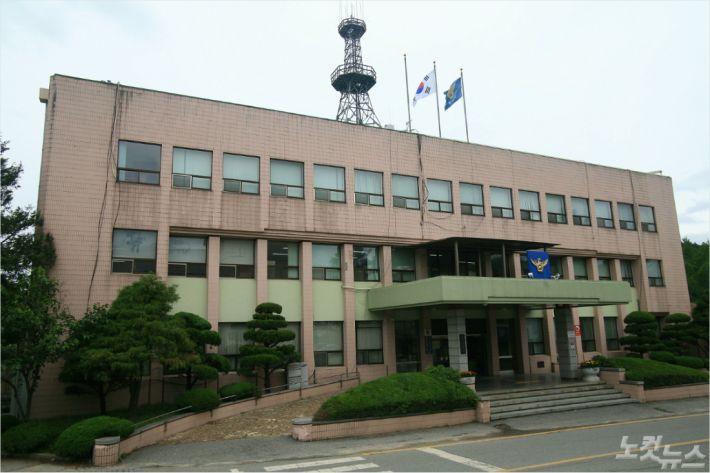 전북 진안경찰서. (사진=자료사진)