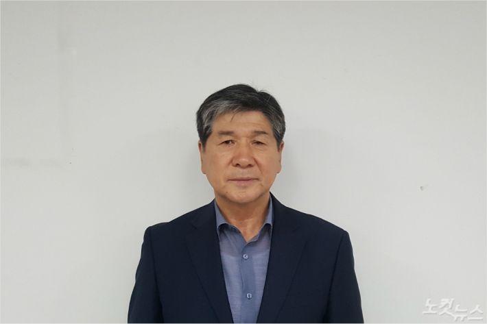 박철수 전남체육회 상임부회장 내정자.(사진=전남도 제공)
