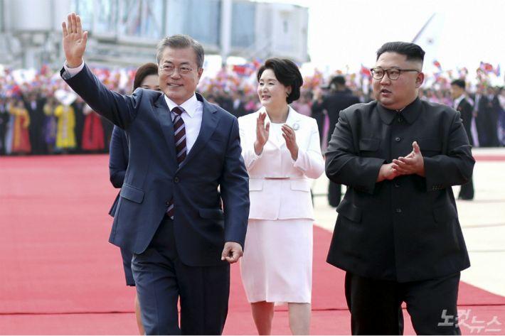 [논평] 남북정상, 신뢰바탕으로 '평화' 결실 따내야