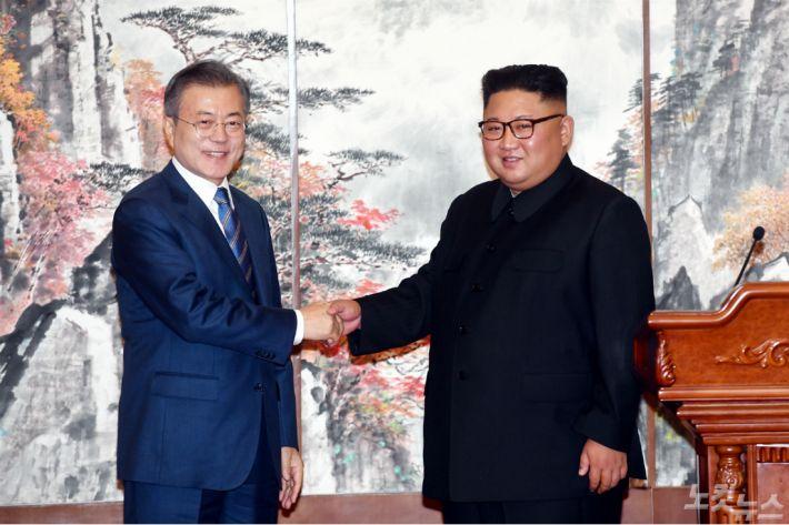 '연내 방문' 김정은, 겨울에 서울 올까?