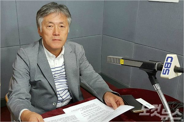 남북강원도협력협회 이헌수 이사장(사진=강원CBS)