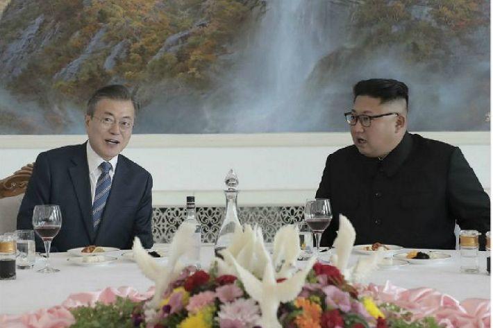 """외교부 고위관료 """"평양회담, 북미대화 물꼬 터"""""""