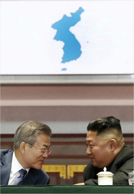 '트럼프 빗장' 푼 평양선언…'핵 사찰' 비공개 합의 가능성