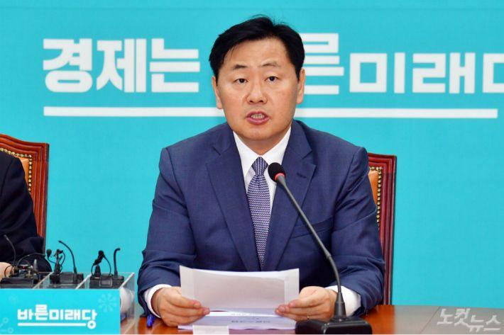 """김관영 """"심재철 논란 둘러싼 靑·민주·한국 태도에 우려"""""""
