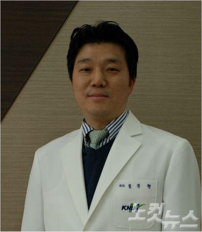 강원대학교 강원지역암센터 임규형 암관리사업부장(사진=임규형 교수 제공)