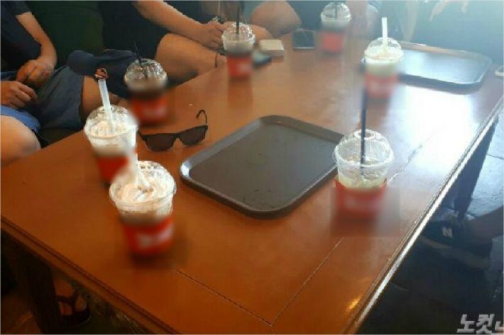 올해 커피축제는 '일회용 컵' 사용을 금지하는 '친환경 축제'에 초점을 맞추고 있다. (사진=유선희 기자)