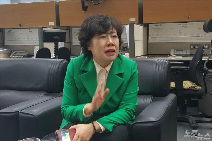 조배숙 의원 (민주평화당 전주을) 자료사진