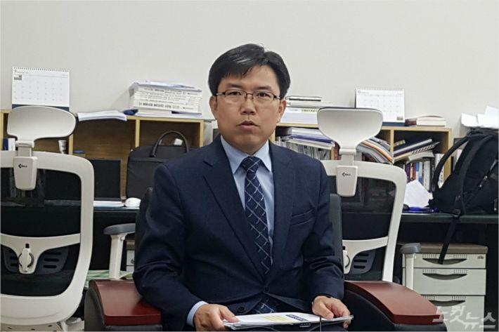 이상식 충북도의회 대변인 (사진=충북도의회 제공)