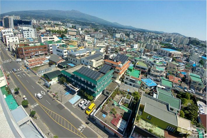서귀포시 중앙동 주민센터.