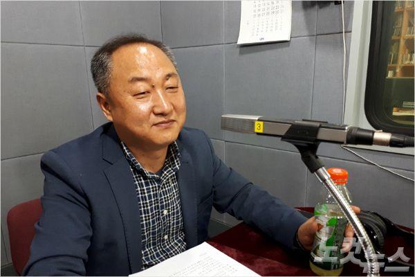 춘천시민연대 정책위원회 권오덕 위원장(사진=자료사진)