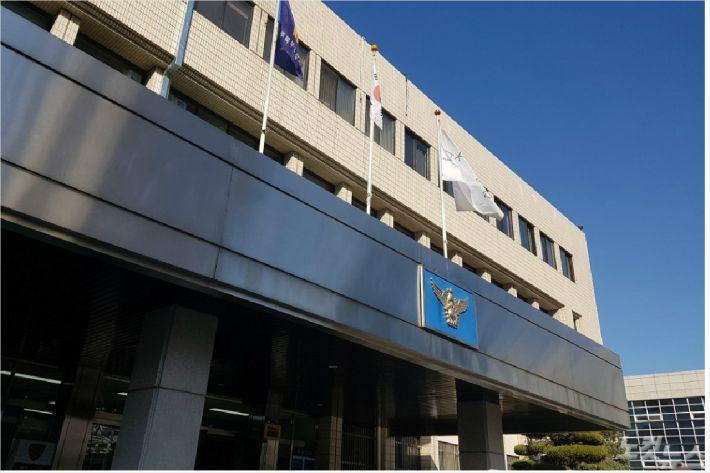 광주 북부경찰서(사진=광주CBS 박요진 기자)
